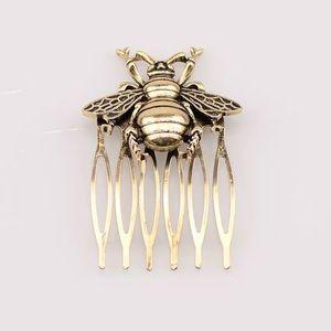 COPY - Bee hair comb